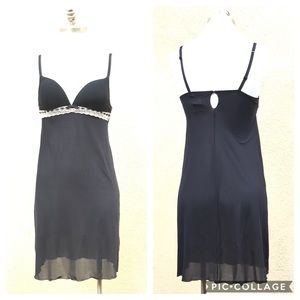 Intimissimi Night Gown With Bra Top XS